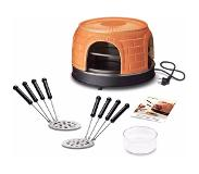 Emerio Pizzarette Keep Warm PO-116124 8P |