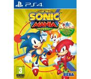 Sony Sonic Mania Plus, PS4 video-game PlayStation 4 Basic + DLC