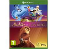Xbox One Disney Classic Games: Aladdin and The Lion King