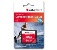 Agfaphoto USB & SD Cards Compact Flash 32GB SPERRFRIST 01.01.2010 32GB CompactFlash flashgeheugen