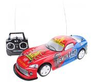Free and Easy RC raceauto rood 33 cm 1:14