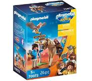 Playmobil Playmobil: The Movie Marla met paard PM70072