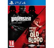 Bethesda Wolfenstein Double Pack - The New Order and The Old Blood