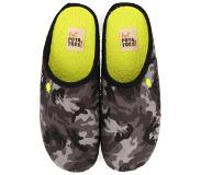 Hot Potatoes Pantoffel Hot Potatoes Men 57053 Camuflaje-Schoenmaat 40 - 41