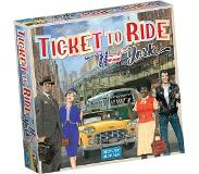 Days of Wonder Ticket to Ride New York NL versie
