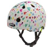 Nutcase Helm Nutcase Baby Nutty Happy Hearts-47 - 50 cm