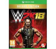 Xbox One WWE 2K18 - Deluxe Edition