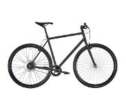 "Fixie Inc. Backspin Zehus, black-matte 55cm (28"") 2019 E-bikes urban"