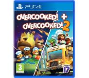 Playstation 4 Overcooked + Overcooked 2 Double Pack