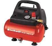 Einhell luchtcompressor TC-AC 190 6 8 VAN 6 l 8 bar - Air compressor TH-AC 190 6 VAN - max. 8 bar