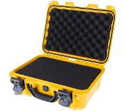 Nanuk Case w/foam - Yellow