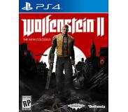 Gameworld Wolfenstein II - The New Colossus | PlayStation 4