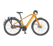 SCOTT Silence eRIDE EVO 625Wh 2020 45km - XL - Metallic Orange Elektrische fiets