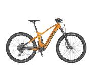 SCOTT Strike eRide 940 29 2020 - XL - Metallic Orange Elektrische fiets
