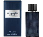 Abercrombie & Fitch Men's fragrances First Instinct Blue Eau de Toilette Spray 30 ml