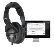 Sennheiser HD 280 PRO hoofdtelefoon + Sonarworks Reference 4 Headphone (download)