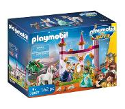 Playmobil PLAYMOBIL: THE MOVIE Marla in het Sprookjeskasteel - 70077
