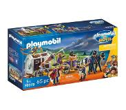 Playmobil PLAYMOBIL: THE MOVIE Charlie met gevangeniswagon - 70073