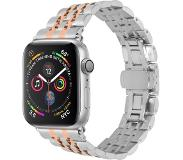 IMoshion Stainless steel Watch band voor de Apple Watch 44 mm / 42 mm