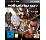 Namco Bandai Games Tekken 6 + Tekken Tag Tournament 2 + Soul Calibur V - Fighting Edition - PS3