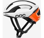 POC Omne Air Spin Bike Helmet - Orange - L