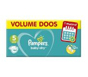 Pampers Gratis Curver Lunch & Go cup: Pampers Baby-Dry Maat 5 Luiers Maandbox