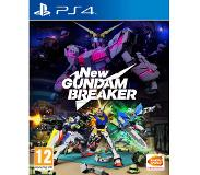 Playstation 4 New Gundam Breaker