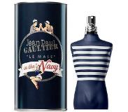 Jean Paul Gaultier Le Male In The Navy limited edition Eau de toilette 125 ml