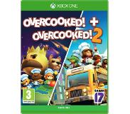 Xbox One Overcooked + Overcooked 2 Double Pack