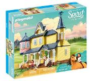 Playmobil Spirit Riding Free Lucky's huis 9475