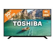 Toshiba 50U2963DG LED-televisie (126 cm / (50 Inch), 4K Ultra HD, Smart-TV