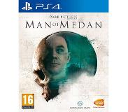 Namco Bandai Games The Dark Pictures Anthology: Man of Medan, PS4 video-game PlayStation 4 Basis Engels