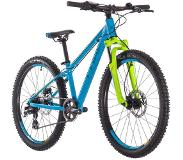 "Cube Acid 240 Disc Kinderen, reef blue/kiwi/red 24"" 2020 Kinderfietsen 24 inch"