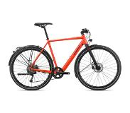 "Orbea Gain F35, red/black XL | 61cm (28"") 2020 E-bikes urban"