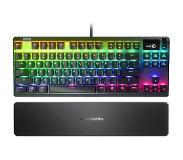 SteelSeries Apex 7 TKL Gaming Keyboard (Blue Switch) US Layout