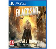 Micromedia Blacksad - Under The Skin (Limited Edition) | PlayStation 4