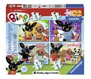 Ravensburger My First - Bing Bunny Puzzel (4 in 1)