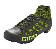 Giro Empire Vr70 Knit Schoenen Heren, lime/black 2020 EU 43,5 MTB klikschoenen