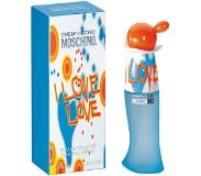 Moschino Cheap And Chic I Love Love for Women - 30 ml - Eau de toilette