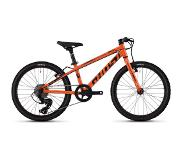 "Ghost Kato R1.0 AL 20"" Kinderen, monarch orange/jet black 20"" 2020 Kinderfietsen 20 inch"