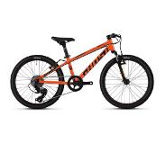 "Ghost Kato 2.0 AL 20"" Kinderen, monarch orange/jet black 20"" 2020 Kinderfietsen 20 inch"