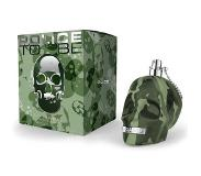 Police To Be Camouflage Eau de toilette 125 ml