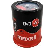 Maxell DVD-R 4,7GB 16X speed Spindle 100 stuks