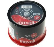 Maxell DVD-R 16x 50pk Spindle