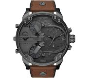 Diesel - DZ7413 Mr. Daddy 2.0 horloge (Kast: Grijs, Breedte Band (mm): 28)