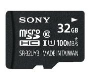 Sony microSDHC Performance 32GB Class 10 incl SD adapter