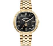 Vivienne Westwood Lexington Quartz horloge goud