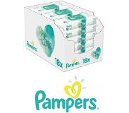 Pampers 1+1 Gratis: Pampers Aqua Pure Babydoekjes