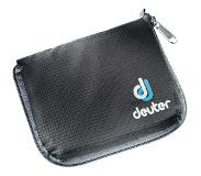 Deuter Portemonnee Deuter Zip Wallet Black