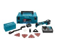 Makita TM30DSMJX4 Accu Multitool 10,8V | 4.0Ah in M-box + accessoires